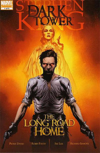 stephen king la tour sombre marvel long road home