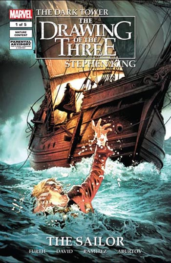 stephen king la tour sombre marvel the sailor